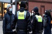 خنثس شدن یک عملیات تروریستی در آلمان
