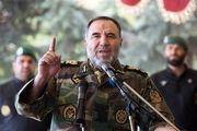 امیر حیدری: هیچ خطری کشور را تهدید نمیکند