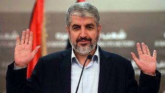 خالد مشعل تشکیل دولت جدید لبنان را تبریک گفت