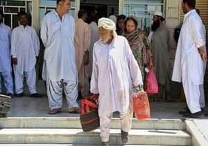 زائران پاکستانی انگشت نگاری میشوند