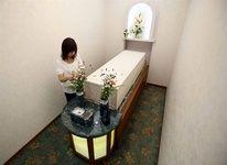 ساخت هتلی ویژه مردگان