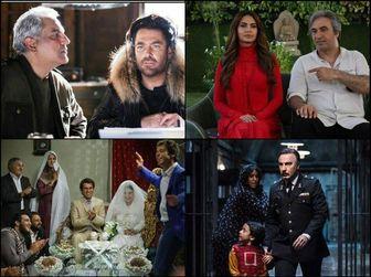 غوغایی که مهران مدیری و رضا گلزار در سینمای ایران به پاکردند