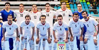 لغو اردوی تیم ملی فوتسال در فروردین