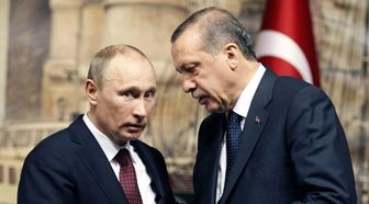 رایزنی پوتین و اردوغان درباره ایران