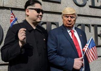 ترامپ با اون «گفتوگو» میکند نه «مذاکره»