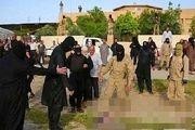 جنایت جدید داعش/ نیروهای خور را آبپز کرد!
