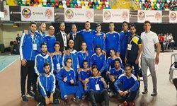 قهرمانی ایران در مسابقات لیگ جهانی کاراته وان