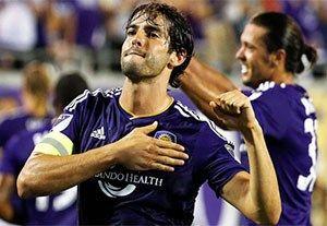 خداحافظی کاکا از فوتبال