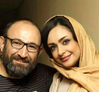 هم بازی شدن بازیگر مشهور و همسرش در جشنواره فیلم فجر/ عکس