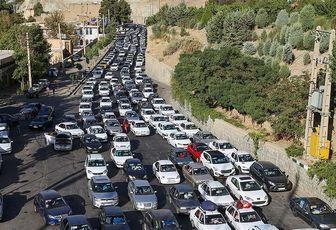 آخرین وضعیت ترافیکی صبح امروز