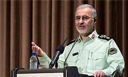 یگان ویژه آماده ایجاد امنیت در اربعین حسینی