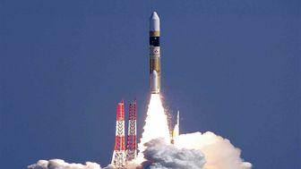 هند ماهواره با موتور موشکی به فضا فرستاد