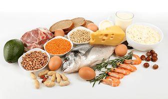 توده عضلانی شما نیازمند دریافت ۷ ماده غذایی است