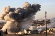 استقرار ارتش سوریه در منطقه درعا البلد در جنوب سوریه