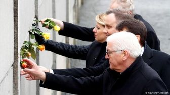 تاکید بر تقویت وحدت اروپا در سالروز فروپاشی دیوار برلین