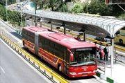 افزوده شدن ۱۰۰ دستگاه اتوبوس جدید به ناوگان حمل و نقل عمومی تهران
