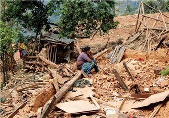 کشتههای زمینلرزه نپال از مرز ۵ هزار نفر گذشت / عکس