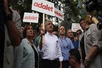 آغاز تظاهرات ضد دولتی گسترده در ترکیه