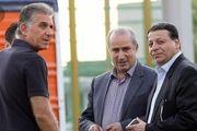 کی روش تا پایان جام ملتها سرمربی ایران می ماند