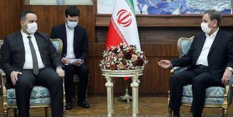 رایزنی وزیر تجارت عراق با معاون اول رییس جمهور