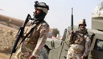 کشف پایگاه آموزشی داعش در جنوب تکریت
