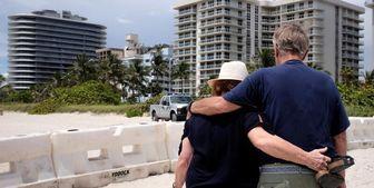 ۵ کشته و ۱۵۶ مفقودی در حادثه مرگبار فلوریدا