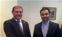 آمادگی ارمنستان برای استقبال از قالیباف