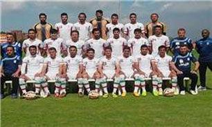 آخرین تمرین تیم ملی در سیدنی