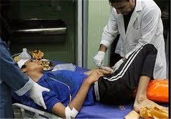خدمات درمانی رایگان به حادثه دیدگان زلزله