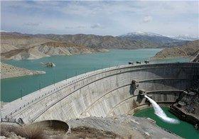ذخیره آب تهران در شرایط بحران
