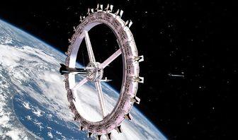 اولین هتل فضایی ساخته شد+ عکس