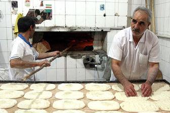 تولید نیمی از نان در کشور با جوششیرین