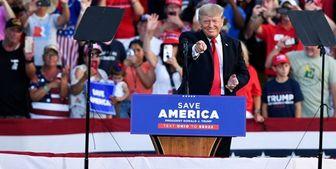 ترامپ: ایران در حال تحقیر آمریکا است