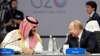 گفت وگوی تلفنی پوتین و بن سلمان درباره بازار انرژی