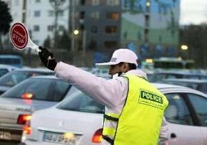 طرح جدید پلیس راهور تهران بزرگ برای جریمه کردن رانندگان وسایل نقلیه
