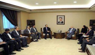 قدردانی وزیر امورخارجه سوریه از ایران