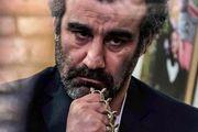 شوخی بامزه محسن تنابنده در اتاق گریم /فیلم