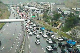 آغاز محدودیتهای ترافیکی نوروزی در محورهای مازندران