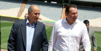ویلموتس دوشنبه در تهران؛ سه شنبه لیست میدهد