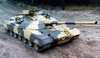 تولید تانک T-۷۲ در ایران+تصاویر