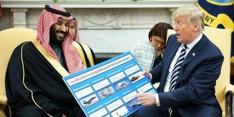 معامله محرمانه ترامپ با بن سلمان درباره پرونده «خاشقچی»