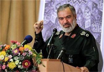 هیچ قدرتی نمیتواند بر ملت ایران مسلط شود