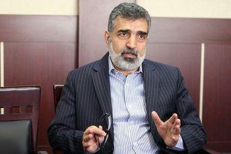 کمالوندی: تا تحریمها لغو نشود اطلاعاتی به آژانس نمیدهیم