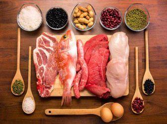 علائم هشدار دهنده ای که به شما میگوید کمبود پروتئین دارید