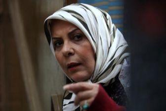 عکس پاییزی مادرِ همیشه خندان سینمای ایران