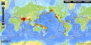شمار تلفات زلزله در پاکستان به ۳۸ تن رسید