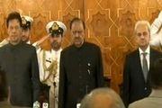«عمرانخان» رسماً نخستوزیر پاکستان شد