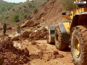 راه ارتباطی ۱۵ روستا قطع و ۵۵ روستا با کندی تردد مواجه هستند