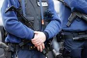 یک خودرو اعتصابکنندگان در بلژیک را زیر گرفت