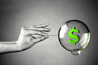 بازی تمام شد؛ حباب سهام آمریکا در حال ترکیدن است!